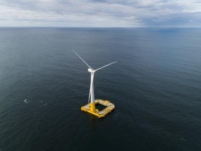 floating turbine ideol