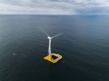 floating turbine ideol